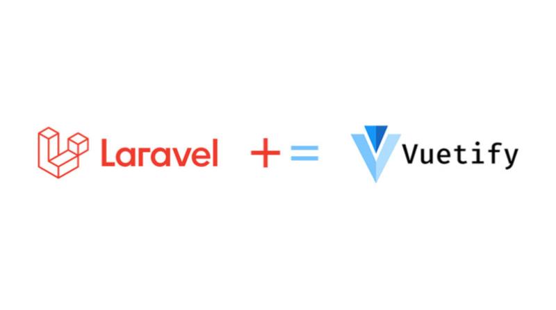 Інтеграція Vuetify в Laravel